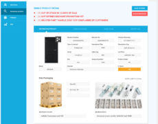 SCG – Material Management System