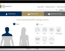 Siriraj Hospital – Web Portal